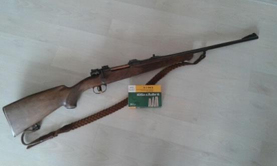 Carabine Mauser