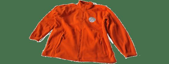 Polaire orange